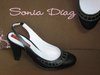 97560802 BLACK LEATHER, HEEL 7,50 CM