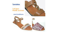Wedge Sandals size 42, 43, 44, 45, 46